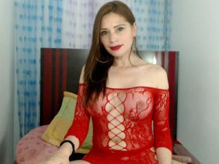 KellyAnn - Webcam live hard with this shaved private part mom